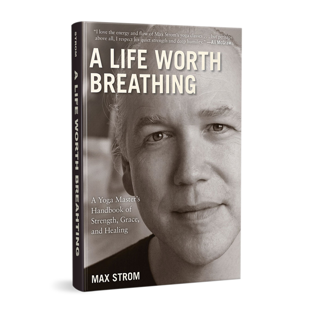Max Strom book A Life Worth Breathing